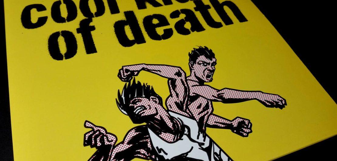 winyl cool kids of death
