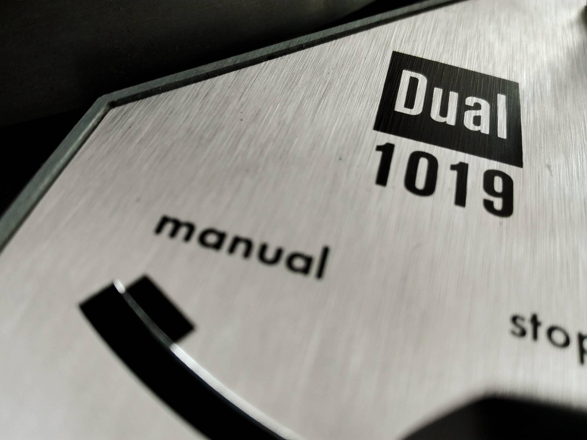 naprawa gramofonu dual 1019