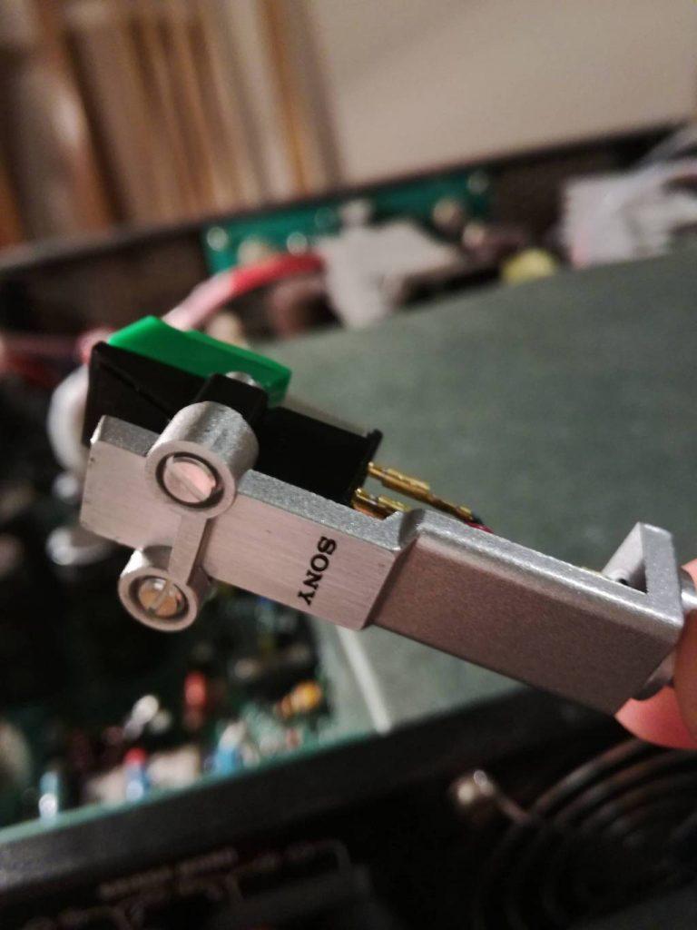 Sony PS-X555es audio autonomy