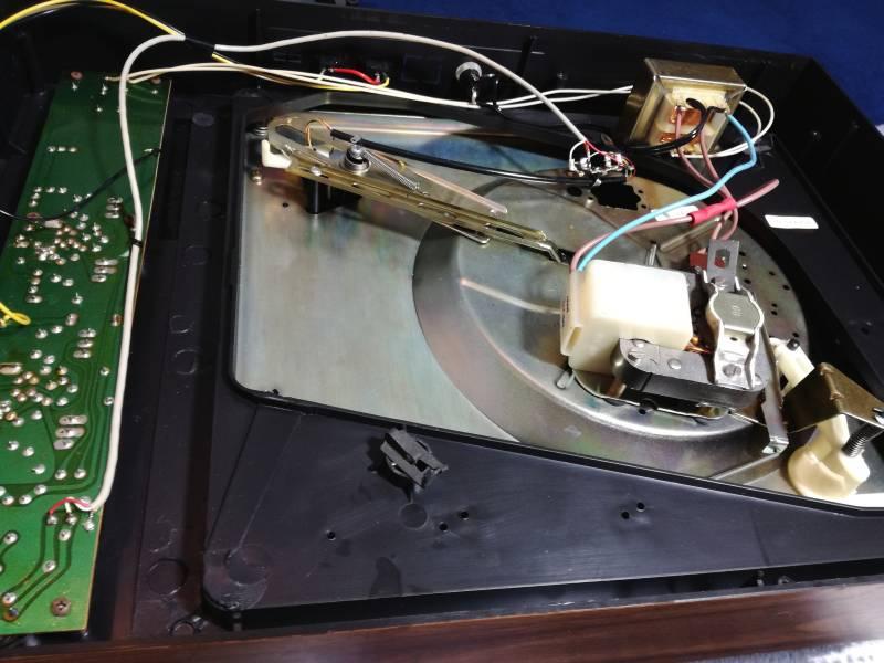 naprawa gramofonu bsr wrocław